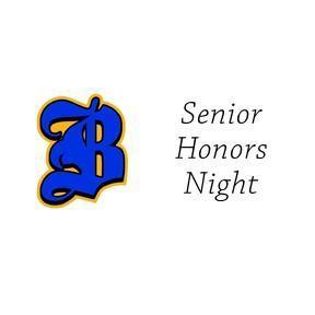 Senior Honors Night Featured Photo
