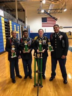 drill team commandrs