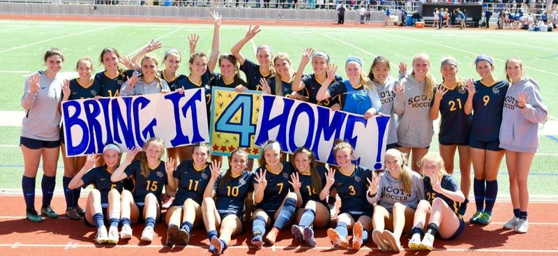 Girls Soccer to State Featured Photo