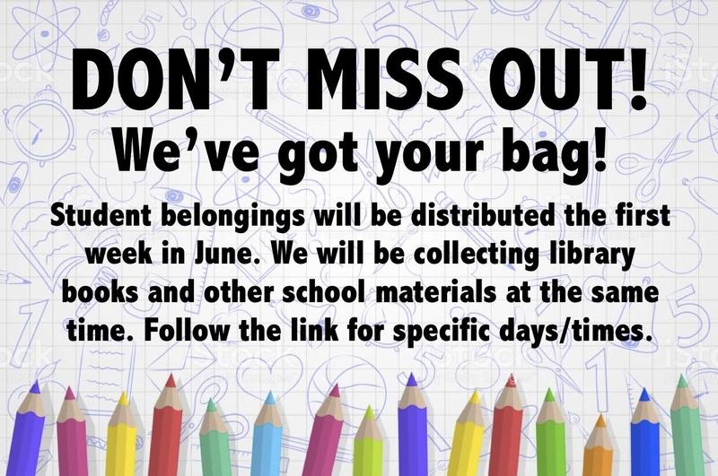Don't miss out. We've got your bag!