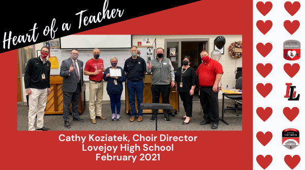@Lovejoy_HS Principal's Newsletter 03.01.21 Featured Photo