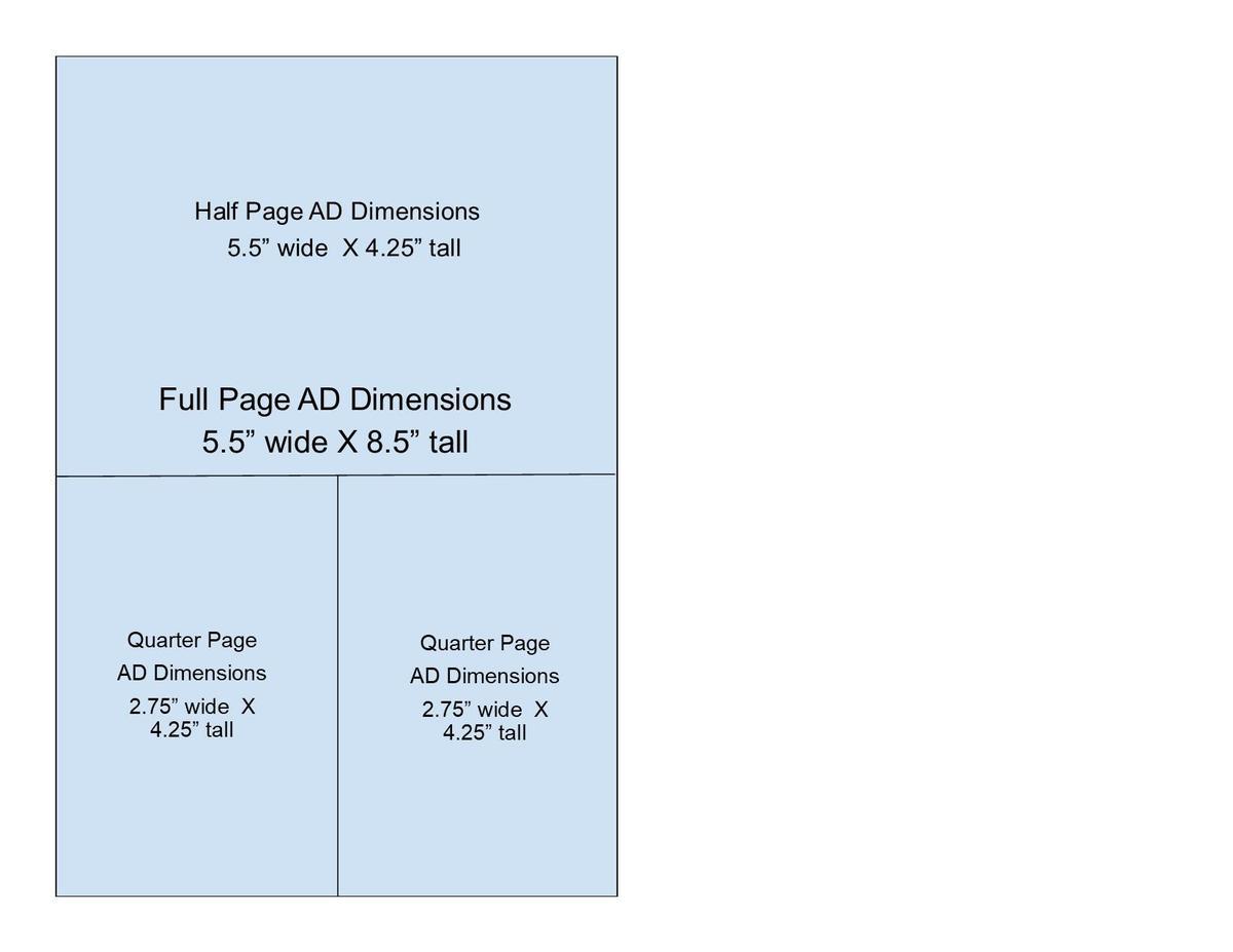 DTD Playbill Specs image