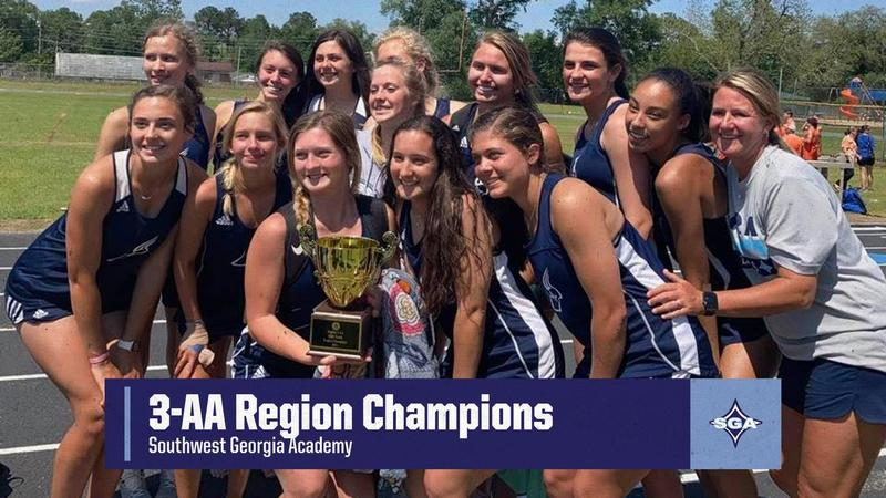 SGA Track claims Region Track Title Featured Photo