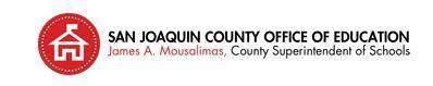 San Joaquin COE logo