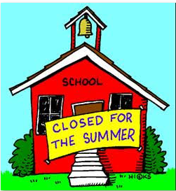 School Closed for Summer! Featured Photo