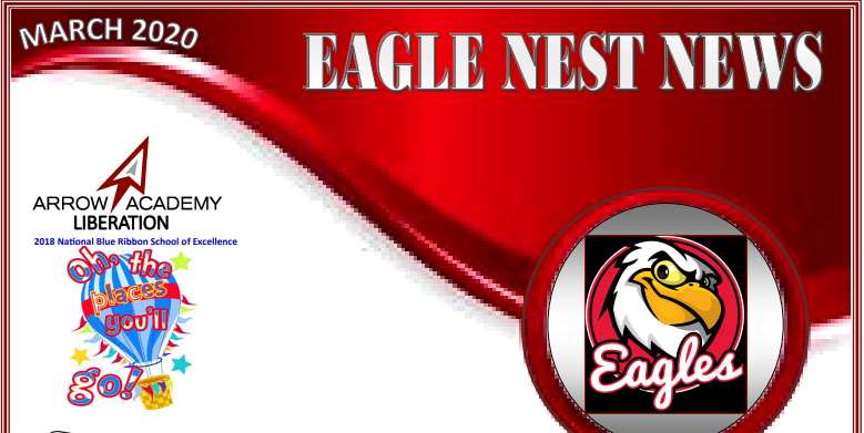 Eagles Nest Newsletter - March Featured Photo