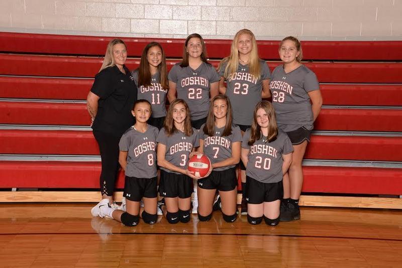 7th grade team picture