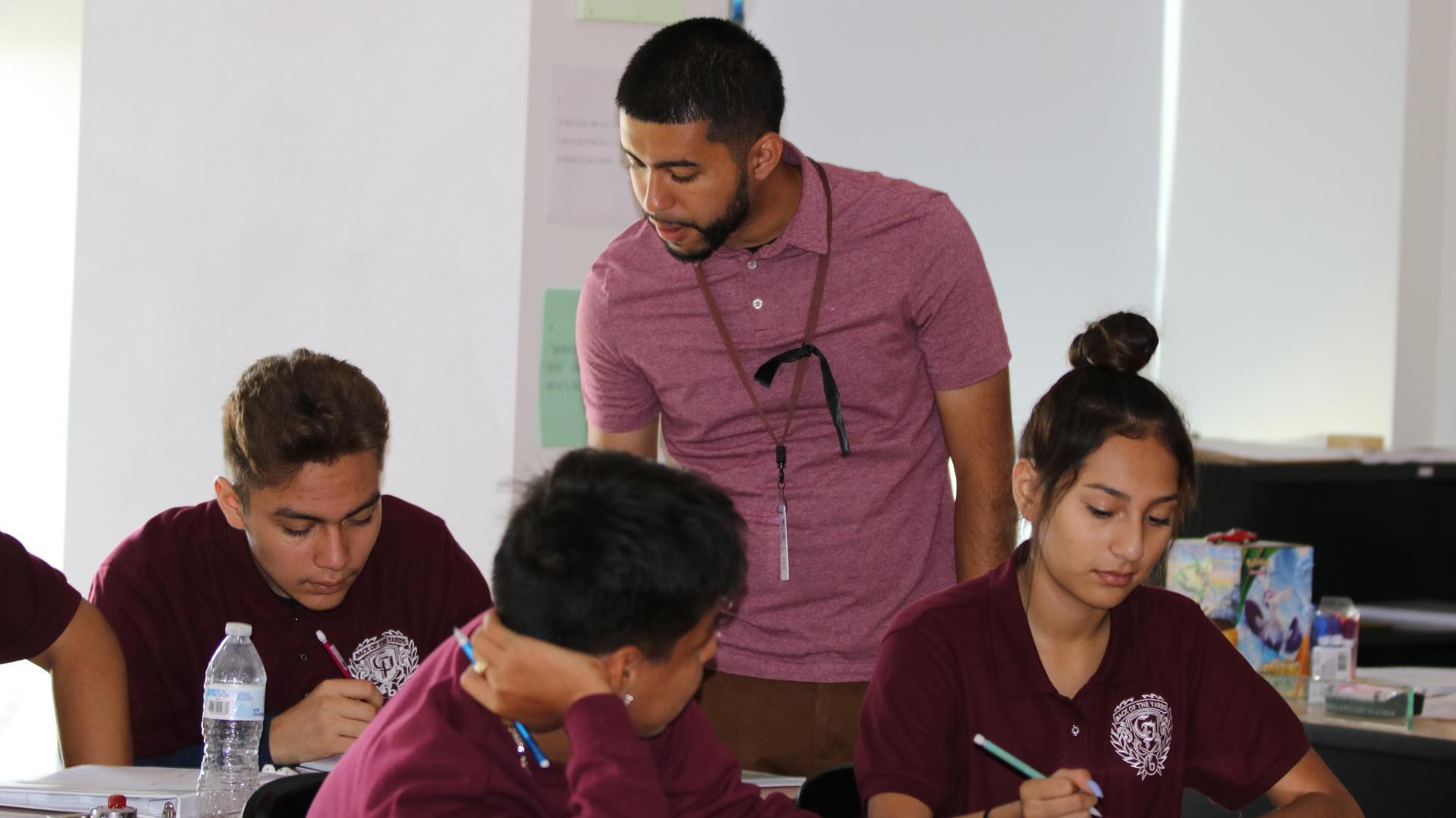 MYP English Class