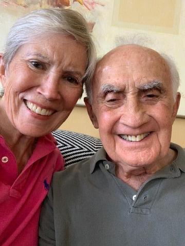 Dennis and Deborah Conta