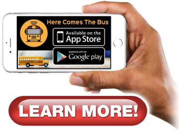 Learn More About Here Comes the Bus Mobile App
