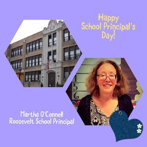 Ms. O'Connell Principal