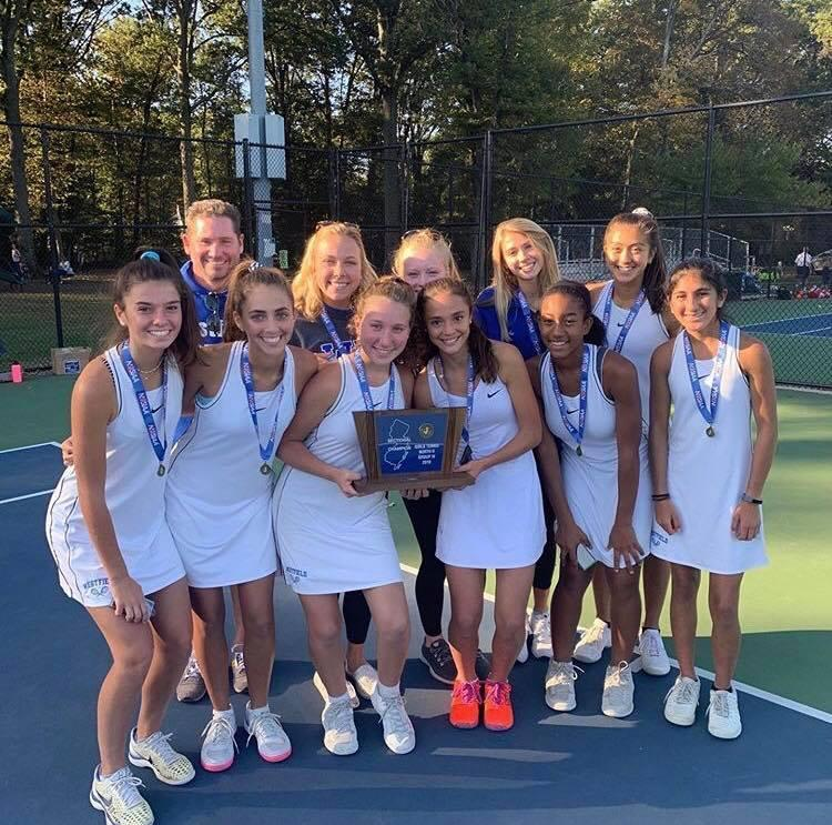 Girls Tennis 2019