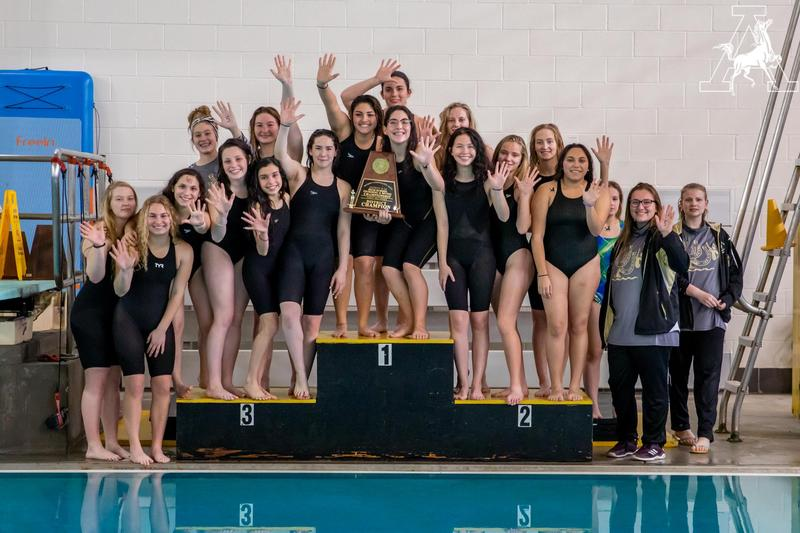 Girls District Champs
