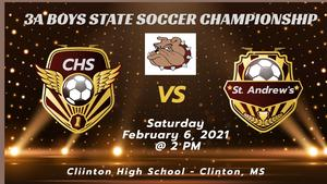 CHS State Championship Game Graphic