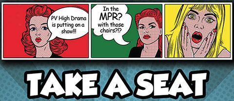 Take a Seat for Drama Fundraiser Thumbnail Image