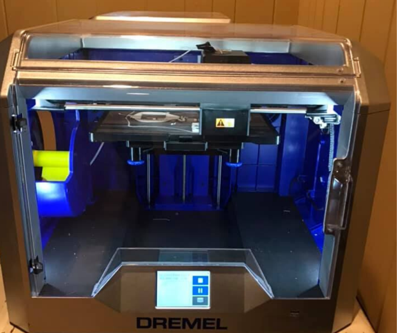 Dremel brand 3D printer