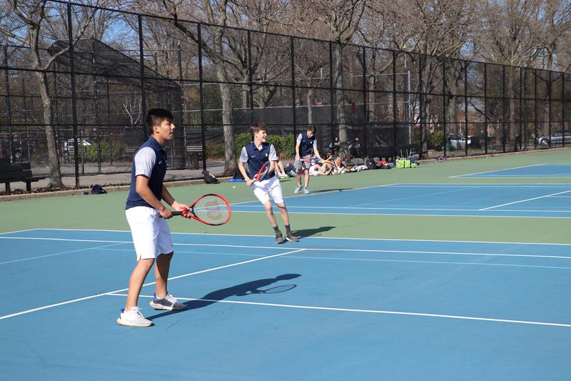 Maspeth High School Boys Tennis Improves to 4-1 Featured Photo