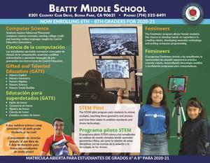 Beatty Middle School