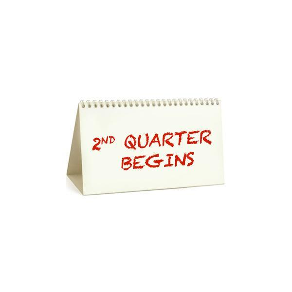 Can't find your 2nd Quarter Class? Click Here! Thumbnail Image