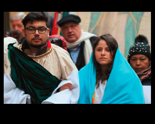 Join Us as We Walk and Pray in Solidarity at the Immigration Ministry's 14th Annual Posada Featured Photo