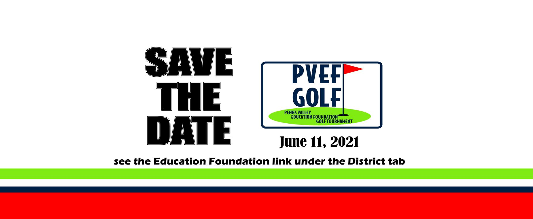 Golf Tournament PVEF