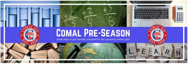 Comal Pre-Season Logo